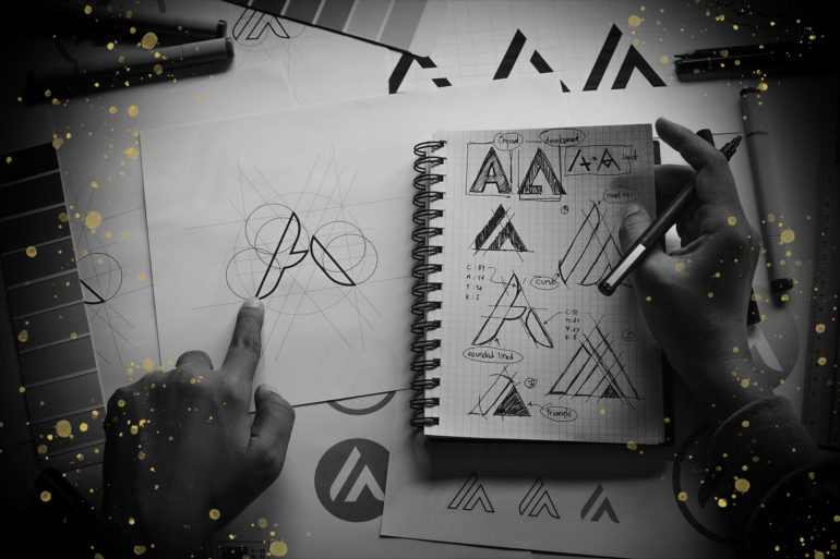 Blog-redesign loga
